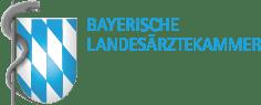 Logo der Bayrischen Landesärztekammer